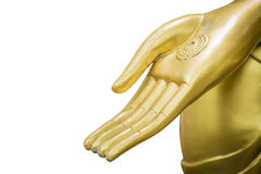 Hand of Buddha Stock Image