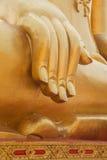 Hand of Buddha Stock Photo
