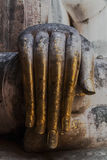 Hand of Buddha Model Royalty Free Stock Photography