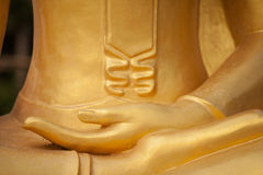 Hand buddha Royalty Free Stock Photo