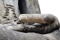 Hand of buddha Royalty Free Stock Photos