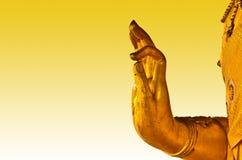 Hand of Buddha Stock Image
