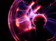 Free Hand Burning By Plasma Stock Image - 2765121
