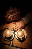 Hand By Hand, Together Forever Royalty Free Stock Image