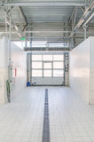 Hand car wash facility. Stock Photo