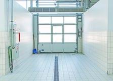 Hand car wash facility. Stock Image