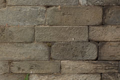 Hand Carved Stacked Stone Texture Royalty Free Stock Photos