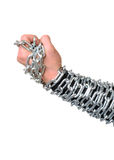 Hand and Chain Stock Image