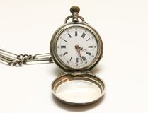 The hand clock Royalty Free Stock Photography