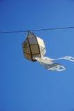 Hand craft lantern Royalty Free Stock Photo