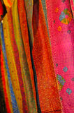 Hand Crafted Intricate Fabric. Intricate and Finely Crafted Fabric from Nepal Royalty Free Stock Image