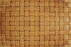 Hand Crafts Bamboo weave background. Hand Crafts Bamboo weave texture background Stock Photos