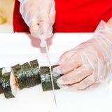 Hand-cut Japanese royalty free stock photo