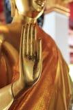 Hand des Buddhisten Lizenzfreie Stockbilder