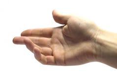 Hand des Freunds Lizenzfreie Stockbilder