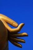 Hand des Gottes stockbilder