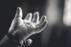 Hand des Kindes Lizenzfreie Stockfotos