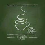 Hand draw coffee Royalty Free Stock Photo