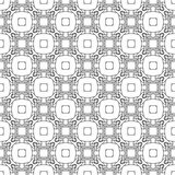 Hand draw geometrical seamless Royalty Free Stock Images