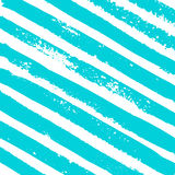 Hand draw striped seamless pattern, nautical background for your design. Grungy Royalty Free Stock Image