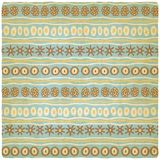 Hand drawing ethnic pattern old background Stock Photo