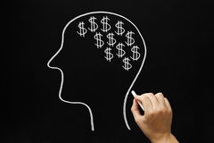 Money On My Mind Royalty Free Stock Photo