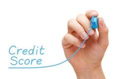 Increasing Credit Score Graph Concept