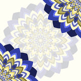 Hand-drawing ornamental abstract lace background for use in design Stock Photo