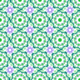Hand drawing zentangle manala color seamless pattern. Hand drawing zentangle color seamless pattern Flower mandala. Vector illustration. Best for your design Royalty Free Stock Image