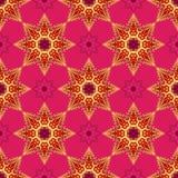 Hand drawing zentangle manala color seamless pattern. Hand drawing zentangle color seamless pattern Flower mandala. Vector illustration. Best for your design Stock Photos