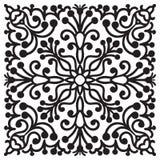 Hand drawing zentangle mandala element Royalty Free Stock Image