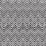 Hand drawing zigzag geometrical ethnic pattern seamless  Royalty Free Stock Photos