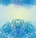 Hand drawn abstract background. Royalty Free Stock Photos