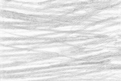 Hand drawn abstract irregular wax crayon texture on a paper. Light lines vector illustration