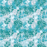 Hand drawn abstract seamless pattern Royalty Free Stock Photography
