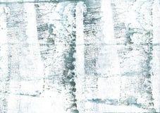 Gray blue smoke wash drawing painting Royalty Free Stock Photography