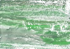 Gray green marble blurred wash drawing picture Stock Photos