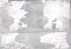 Silver colorful wash drawing painting Royalty Free Stock Photography