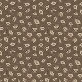 Hand drawn animal print seamless pattern. Abstract cheetah skin texture for surface design, textile, wrapping paper, wallpaper, ph. Hand drawn animal print stock illustration