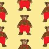Hand drawn bear Stock Photos