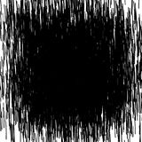 Hand-Drawn Black Permanent Marker Abstract Background. Stock Image