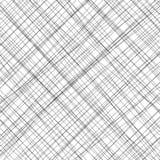 Hand drawn black threads background. Hand drawn black threads on white background Stock Photos