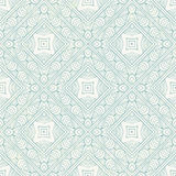 Hand-drawn blue abstract pattern Royalty Free Stock Photo