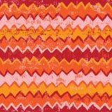 Hand drawn bright tribal seamless pattern Stock Photo