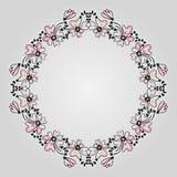 Hand drawn decorative frame Royalty Free Stock Image