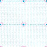 Hand-drawn doodle seamless pattern Royalty Free Stock Photo