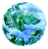 Hand Drawn Earth Stock Images