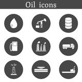 Hand drawn Egypt icons Stock Photography
