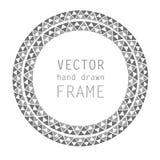 Hand drawn frame Royalty Free Stock Photo