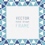 Hand drawn frame Stock Photos